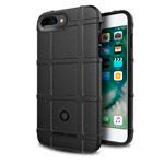 Чехол Yotrix RuggedShield для Apple iPhone 7/8 plus (черный, гелевый)
