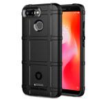 Чехол Yotrix RuggedShield для Xiaomi Redmi 6 (черный, гелевый)