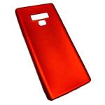 Чехол Devia Nature case для Samsung Galaxy Note 9 (красный, силиконовый)