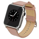 Ремешок для часов Synapse Single Tour Band для Apple Watch (42 мм, розовый, кожаный)