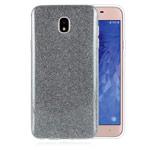 Чехол Yotrix BrightCase для Samsung Galaxy J4 (черный, гелевый)