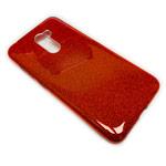 Чехол Yotrix BrightCase для Xiaomi Pocophone F1 (красный, гелевый)