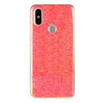 Чехол Yotrix BrightCase для Xiaomi Mi A2 (красный, гелевый)
