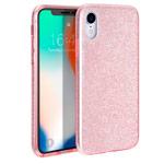 Чехол Yotrix BrightCase для Apple iPhone XR (розовый, гелевый)