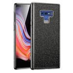 Чехол Yotrix BrightCase для Samsung Galaxy Note 9 (черный, гелевый)
