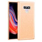 Чехол Yotrix BrightCase для Samsung Galaxy Note 9 (золотистый, гелевый)