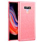 Чехол Yotrix BrightCase для Samsung Galaxy Note 9 (красный, гелевый)