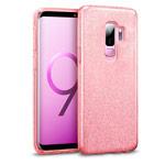 Чехол Yotrix BrightCase для Samsung Galaxy S9 plus (розовый, гелевый)