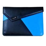 Чехол Discovery Buy Magic Cube Case для Apple iPad mini (черный/голубой, кожанный)