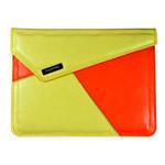 Чехол Discovery Buy Magic Cube Case для Apple iPad mini (желтый/оранжевый, кожанный)