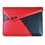 Чехол Discovery Buy Magic Cube Case для Apple iPad mini (красный/черный, кожанный)