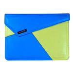 Чехол Discovery Buy Magic Cube Case для Apple iPad mini (голубой/зеленый, кожанный)