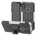 Чехол Yotrix Shockproof case для Xiaomi Redmi Note 6 (белый, пластиковый)
