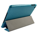 Чехол Discovery Buy Idealized Love Case для Apple iPad mini (голубой, кожанный)