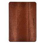 Чехол Discovery Buy Idealized Love Case для Apple iPad mini (коричневый, кожанный)