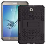Чехол Yotrix Shockproof case для Samsung Galaxy Tab A 8.0 (черный, пластиковый)