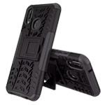 Чехол Yotrix Shockproof case для Huawei Nova 3i (черный, пластиковый)