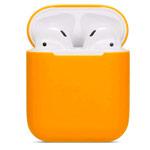 Чехол Synapse Protection Case для Apple AirPods (оранжевый, силиконовый)