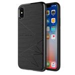 Чехол Nillkin Magic case для Apple iPhone XS max (черный, гелевый)
