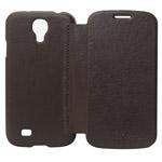 Чехол Discovery Buy City Elegant Case для Samsung Galaxy S4 i9500 (коричневый, кожанный)
