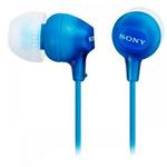 Наушники Sony Stereo Headphones MDR-EX15LP (синие)