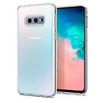 Чехол Yotrix UltrathinCase для Samsung Galaxy S10 lite (прозрачный, гелевый)