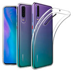 Чехол Yotrix UltrathinCase для Huawei P30 (прозрачный, гелевый)