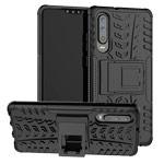 Чехол Yotrix Shockproof case для Huawei P30 (черный, гелевый)