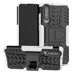 Чехол Yotrix Shockproof case для Huawei P30 (белый, гелевый)