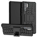 Чехол Yotrix Shockproof case для Huawei P30 pro (черный, гелевый)