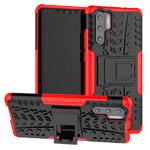 Чехол Yotrix Shockproof case для Huawei P30 pro (красный, гелевый)