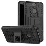 Чехол Yotrix Shockproof case для Huawei Honor 7A (черный, гелевый)