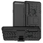 Чехол Yotrix Shockproof case для Samsung Galaxy A9 2018 (черный, гелевый)