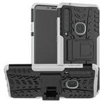 Чехол Yotrix Shockproof case для Samsung Galaxy A9 2018 (белый, гелевый)