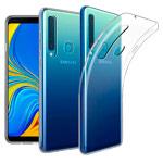 Чехол Yotrix UltrathinCase для Samsung Galaxy A9 2018 (прозрачный, гелевый)