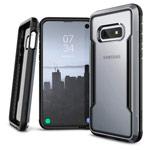 Чехол X-doria Defense Shield для Samsung Galaxy S10 lite (черный, маталлический)