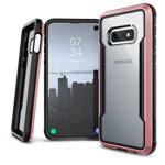 Чехол X-doria Defense Shield для Samsung Galaxy S10 lite (розово-золотистый, маталлический)