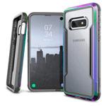 Чехол X-doria Defense Shield для Samsung Galaxy S10 lite (хамелеон, маталлический)