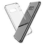 Чехол X-doria ClearVue для Samsung Galaxy S10 lite (прозрачный, пластиковый)