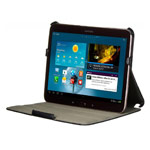 Чехол Yotrix FlipCase для Samsung Galaxy Tab 3 10.1 P5200 (черный, кожанный)