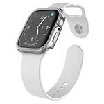 Чехол X-doria Defense Edge для Apple Watch Series 4 (44 мм, серебристый, маталлический)