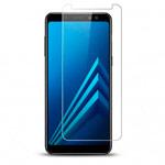 Защитное стекло Yotrix Glass Protector для Samsung Galaxy A7 2018 (прозрачное)