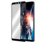 Защитное стекло Yotrix 3D Pro Glass Protector для Samsung Galaxy A9 2018 (черное)