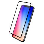 Защитное стекло Yotrix 3D SE Glass Protector для Apple iPhone XS (черное)