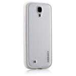 Чехол Momax iCase Pro для Samsung Galaxy S4 i9500 (белый, гелевый/пластиковый)