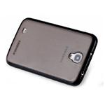 Чехол Momax iCase Pro для Samsung Galaxy Mega 6.3 i9200 (черный, гелевый/пластиковый)