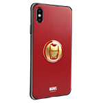 Чехол Marvel Avengers Hard case для Apple iPhone XS (Iron Man, пластиковый)