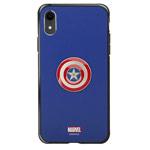 Чехол Marvel Avengers Hard case для Apple iPhone XR (Captain America, пластиковый)