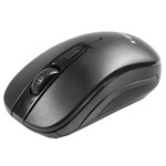 Беспроводная мышь X-Game Wireless Mouse XM-122 (черная, пластиковая)