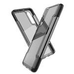 Чехол X-doria Defense Clear для Huawei P30 (черный, пластиковый)